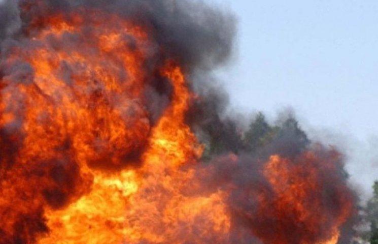 У Вінниці пролунав вибух