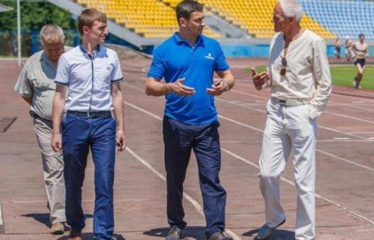 Черговий урядовець з Києва побачив спортивний потенціал Закарпаття