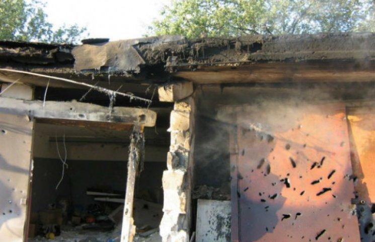 Як виглядає окупована Горлівка після нічних обстрілів бойовиків (ФОТО)