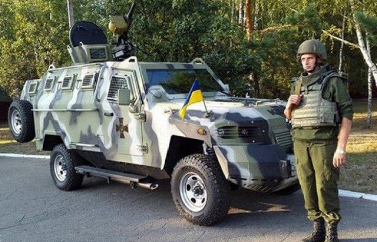 """Зброя Укропів: Чому бронеавтомобіль """"Спартан"""" не сподобався українським військовим"""