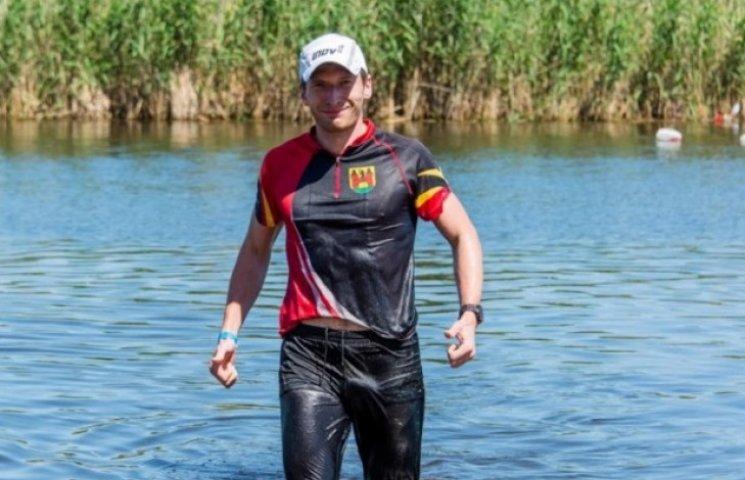 Закарпатець став переможцем Чемпіонату з орієнтування на байдарках (ФОТО)
