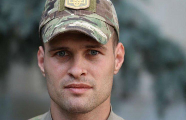 Патрульну поліцію Києва очолив офіцер, що пройшов Іловайськ і Дебальцеве