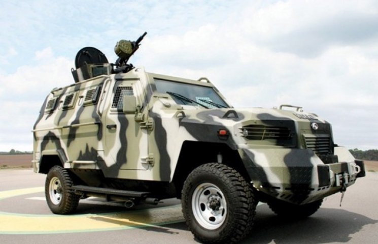 """Зброя Укропів: Як бронеавтомобілі """"Кугуар"""" рятували життя українським військовим (ФОТО)"""