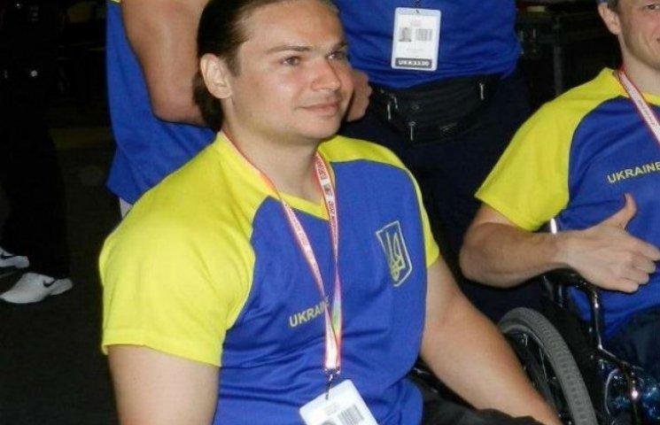 Сумський спортсмен-візочник потрапив у ДТП, везучи додому золоту медаль