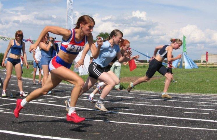 Збірна Вінниччини посіла друге місце на чемпіонаті України з легкої атлетики