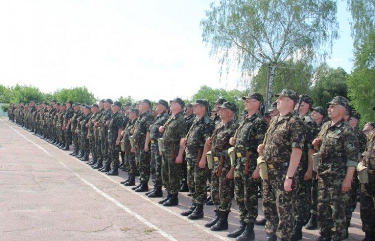 Навчання з територіальної оборони Вінниччини отримали високу оцінку Генштабу