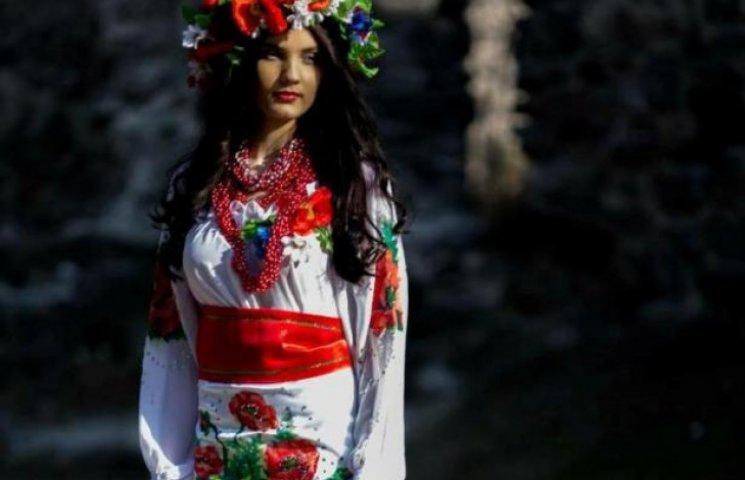 Закарпатка посіла друге місце на конкурсі краси у Німеччині (ФОТО)