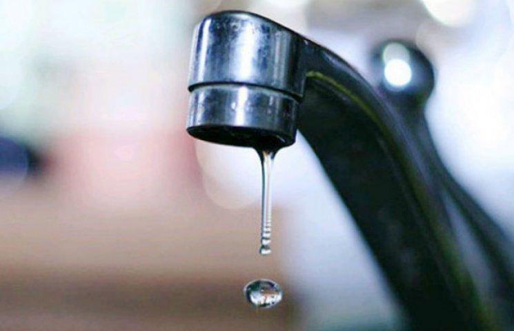 Киянам за холодну воду доведеться платити, як за гарячу