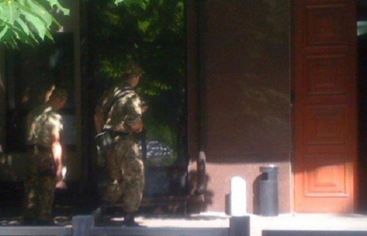 До запорізького офісу Ахметова навідались слідчі з Києва