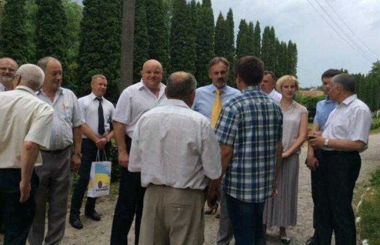 Чехи приїхали провідати поранених майданівців, які проходили лікування в Чехії