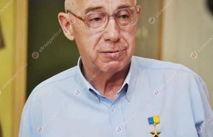 Дніпропетровський донор-старожил здав кров у 701-й раз
