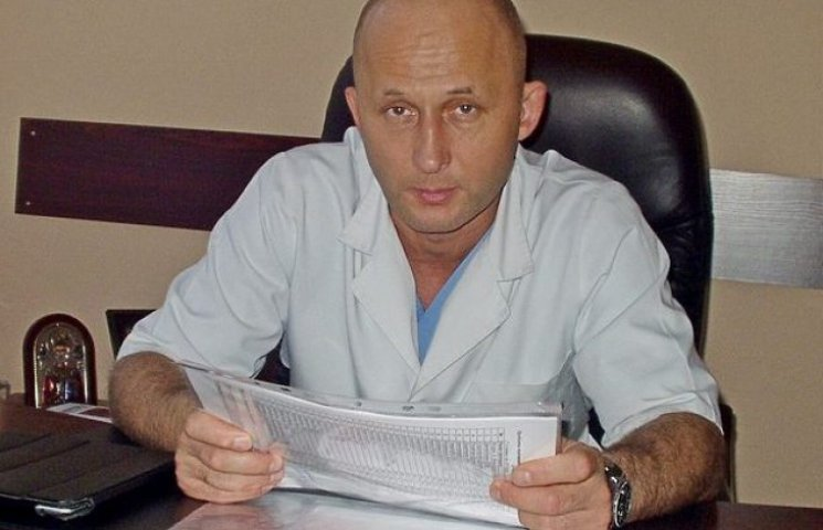 Головного лікаря Вінницького обласного онкологічного диспансеру  поранили у ногу