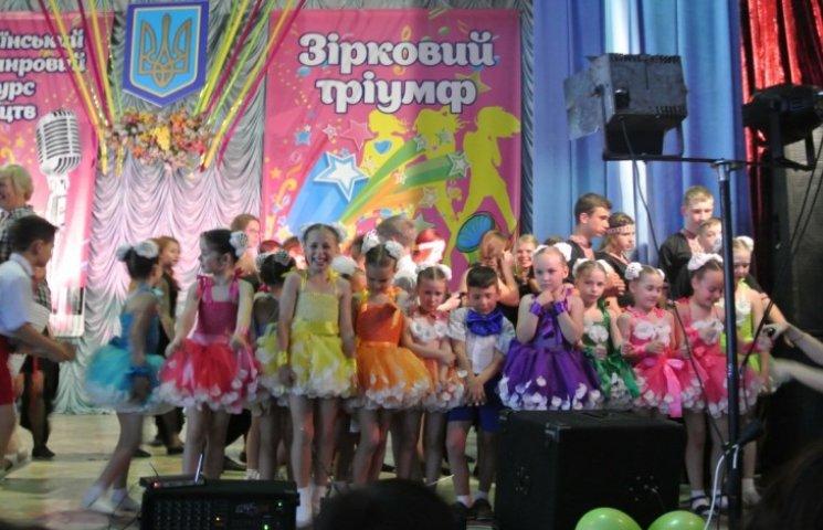 """На всеукраїнському фестивалі танцю колектив """"Радість"""" з Ладижина виявився першим"""