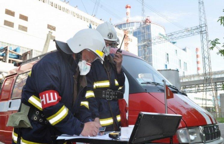 На атомній електростанції в Нетішині ліквідовано пожежу, на щастя - умовну