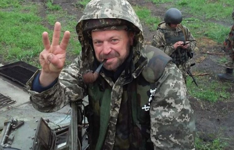 Справжні солдати. Віктор Суходольський: В моєму Саду Небесної Сотні зустрічатимуться бойові побратими