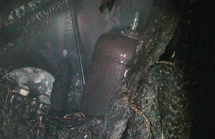 Рятувальники запобігли вибуху п