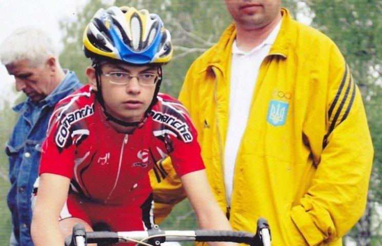 На чемпіонаті України з велоспорту вінничанин Андрій Чернявський побив рекорд України