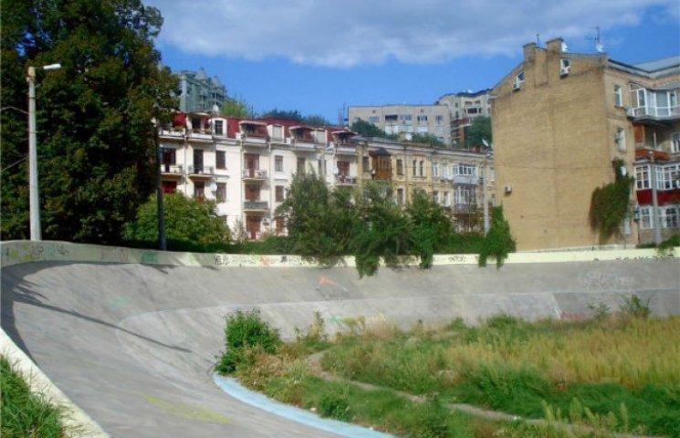 Київський велотрек повернули у державну власність