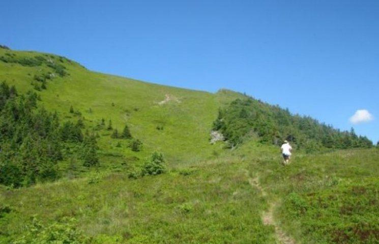 Чеські волонтери маркують туристичні шляхи на Закарпатті