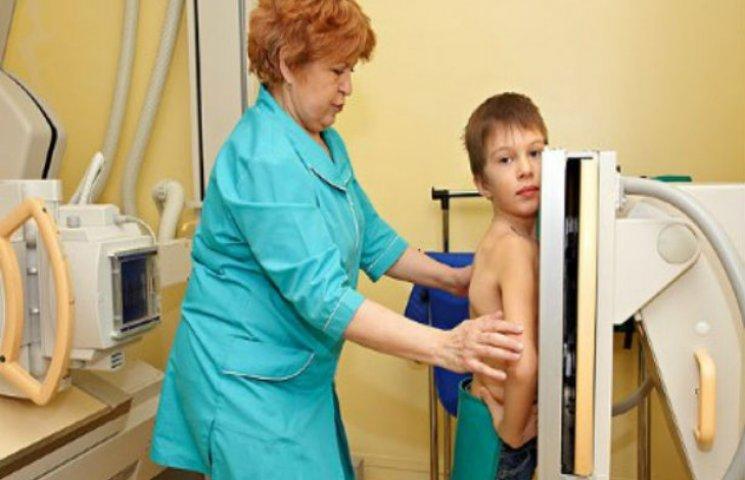 Рентген по-новому: У Сумах закупили дороге медобладнання для дітей