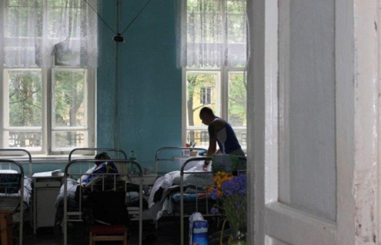 Волонтери ремонтують ще одне відділення військового госпіталя в Дніпропетровську