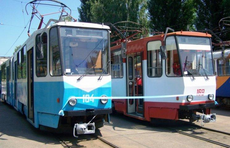 Вінницька транспортна компанія визнана кращим підприємством міського електротранспорту в Україні