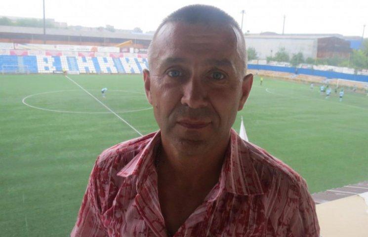 Тренер-ювіляр спробує реанімувати футбольний клуб на Тиврівщині