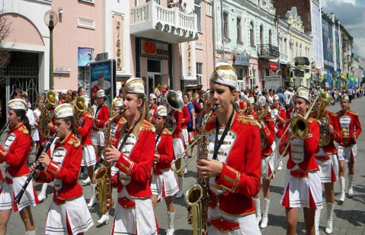 У Сумах скасували щорічний фестиваль духової музики