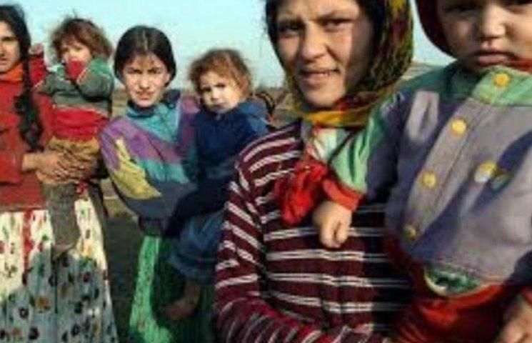 Мукачівські роми бажають меру Івано-Франківська щастя, здоров'я та многая літ (ВІДЕО)