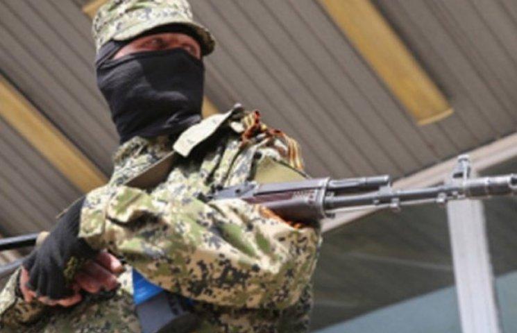 """""""Ополчення Новоросії"""" стверджує, що в Запорізькій області працює невідомий снайпер"""