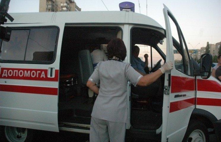За вихідні до Дніпропетровська доправили 21 пораненого із зони АТО