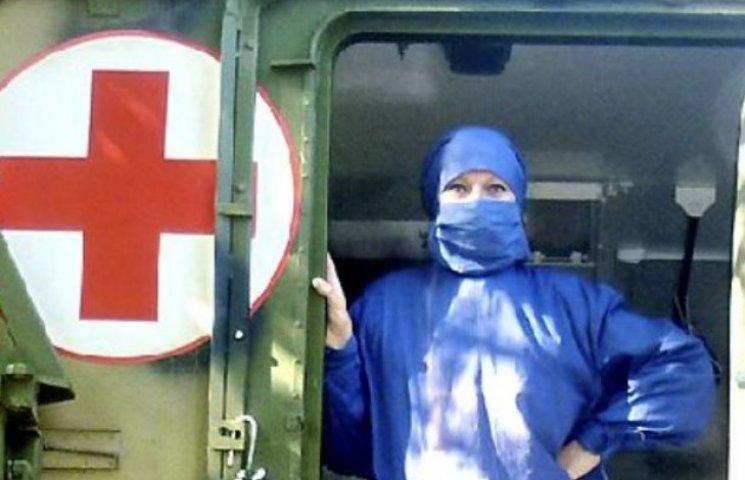 Трьох вінницьких медиків відзначили державними нагородами України