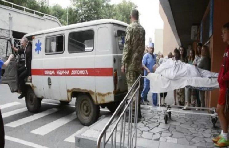 Сергій Риженко: від вигляду деяких поранених медсестри втрачають свідомість (ВІДЕО)