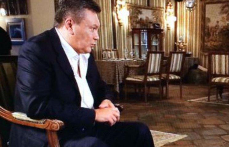Янукович виступить на BBC