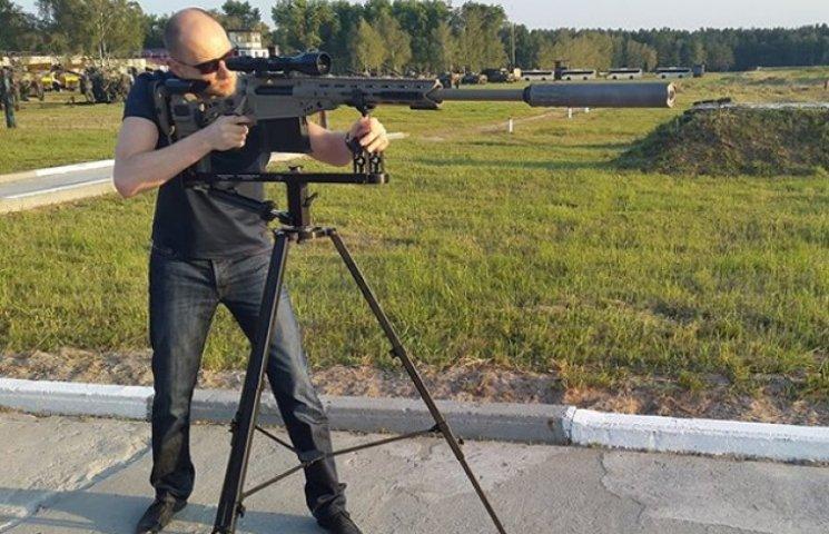 Зброя Укропів: Чому варто боятися українських снайперів (ФОТО)