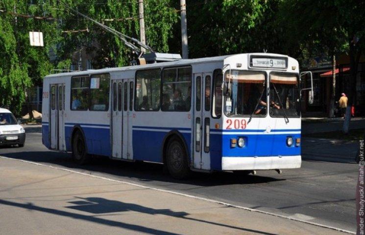 Знайшлися інвестори для Хмельницьких тролейбусників