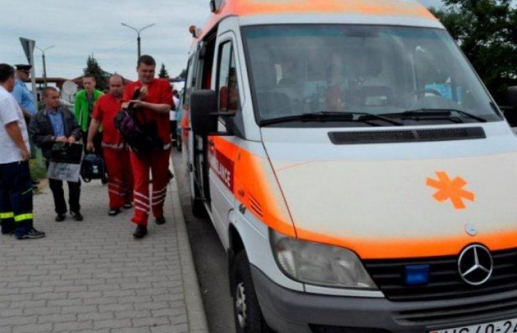 Закарпатських учасників АТО відправили на лікування в Угорщину