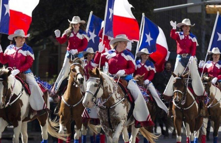 """Американці злякалися """"Техаської народної республіки"""""""
