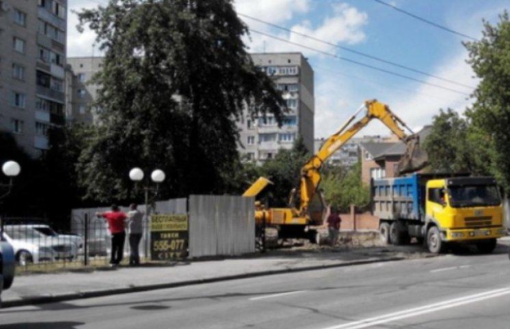 У Вінниці збудують ще один торгово-офісний центр
