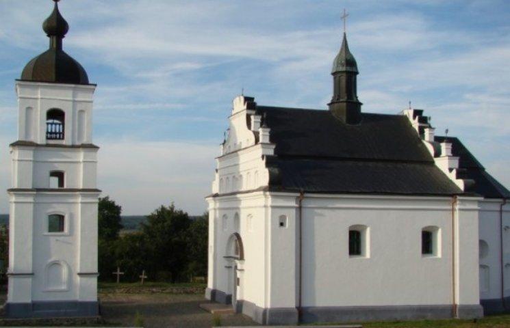 Вінницький капелан УНА-УНСО ініціював будівництво храму для демобілізованих бійців АТО