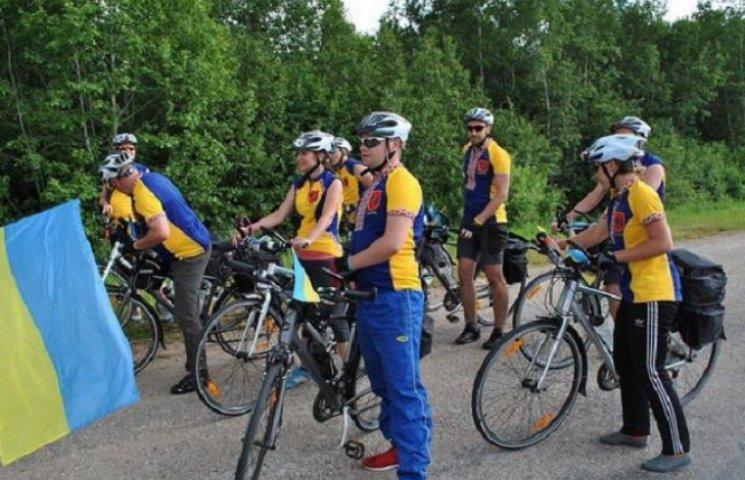 Велотуристи з Липовечччини дісталися Латвії та Естонії