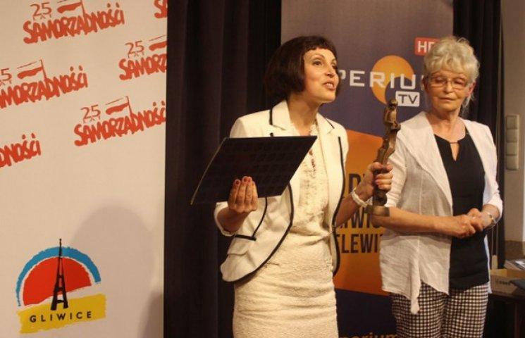 Сумська художниця отримала почесну відзнаку від польських митців