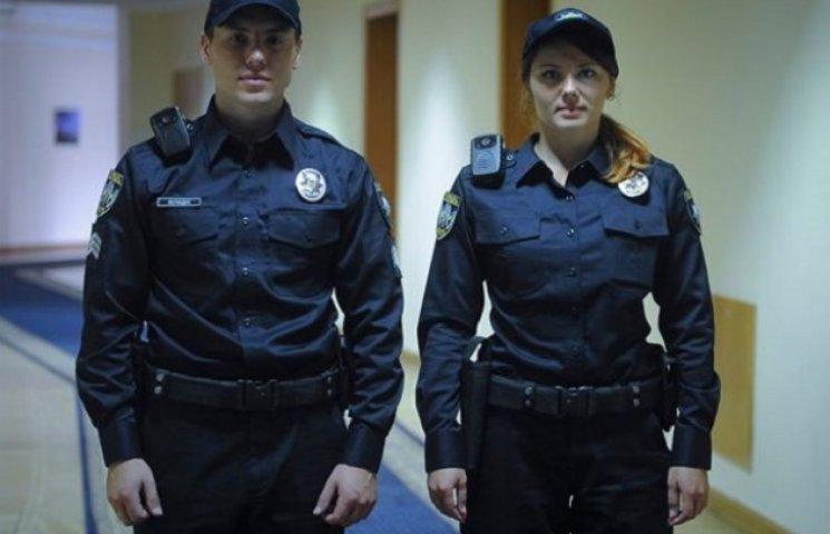 Аваков показав нову форму патрульної поліції (ФОТО)