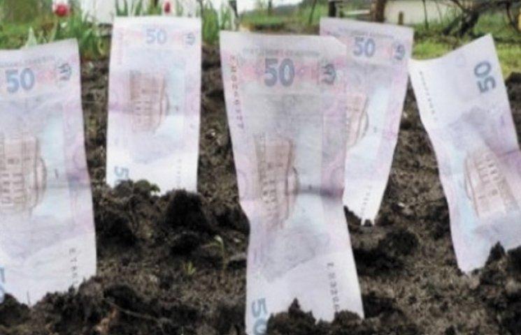 Майже 150 га землі  вартістю більше 4 мільйонів гривень в Полонському районні повернули державі