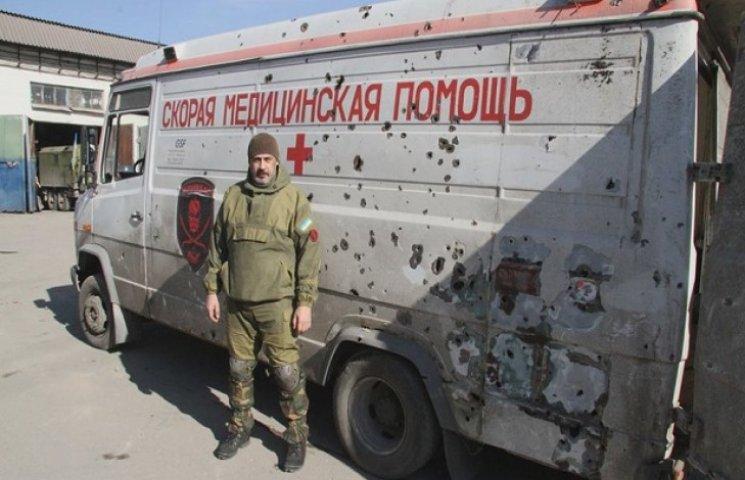 """Куратор батальйону """"Кривбас"""" пропонує страхувати бійців АТО на суму вартості танку"""