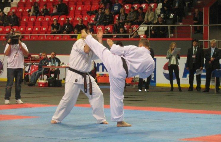 Вінничанин став дворазовим чемпіоном  світу з карате годзю-рю