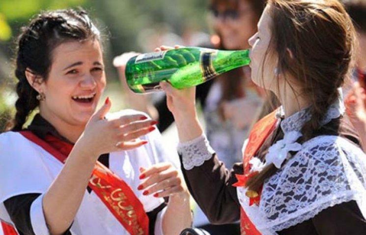 У Бердянську дві дівчинки отруїлися алкоголем
