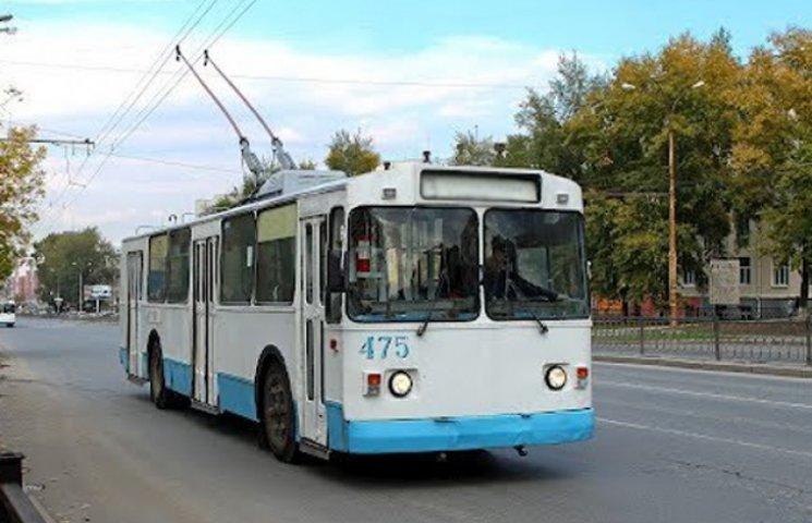 Сумський виконком затвердив новий тролейбусний маршрут