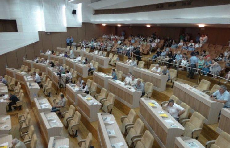Депутати Сумщини дали добро на адмінреформу в області