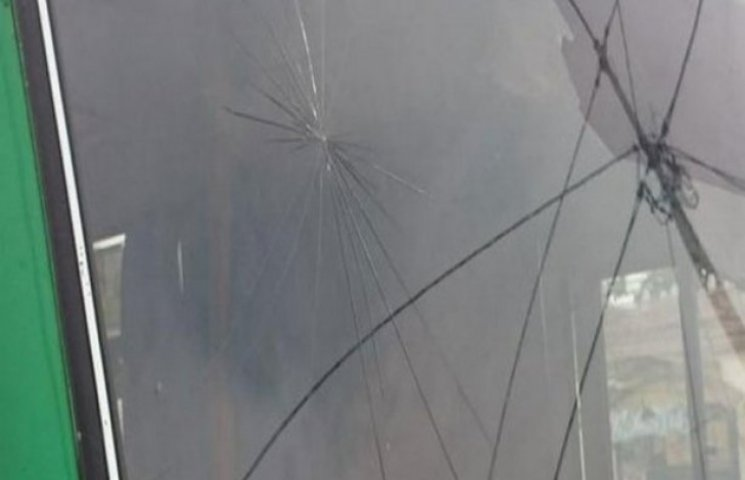 Внаслідок обстрілу маршрутки в Харкові постраждали дві людини (ФОТО) - МВС